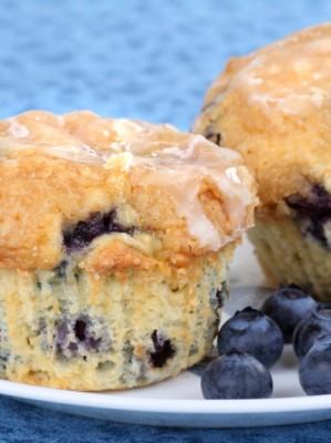 Blueberry-muffins